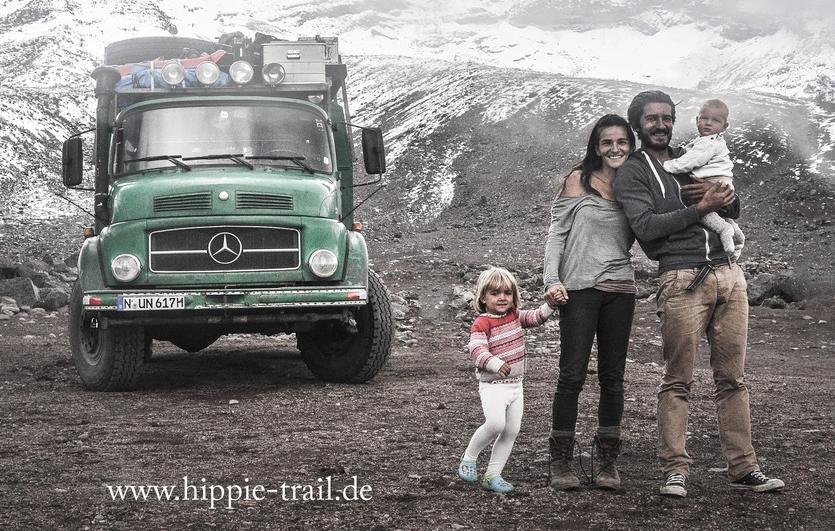 Mit einem Kind ändert sich alles. Nur nicht das Reisen.